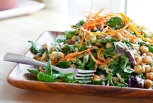 Vegan Salads / by Sara Weber