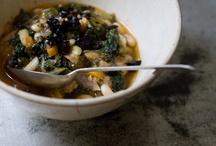 Vegan Soups / by Sara Weber