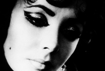 Elizabeth Taylor / by Ian Robertson