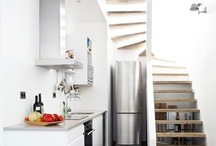 Boz Attic Apt Ideas / by Evelyn Wisniewski