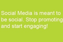 Social Media Tips / Tips and tricks to create and maintain your online platform.