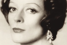 Maggie Smith / by Ian Robertson