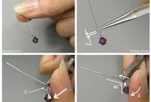 Beading Tutorials / We're Czech Preciosa Ornela beads, Japan TOHO beads e-shop. In English = 8beads.com In Czech = koralkomat.cz In Russian = biser.ru