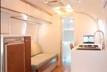 Minimalist Airstream / Airstream Renovation; Home Sweet Home / by Evelyn Wisniewski