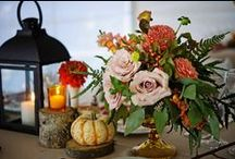 Rustic & Fall Wedding / Autumnal Colors wrapped in Natural Elements / by Sweet Melinda's Vintage Wares