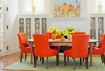 Great Dining rooms / by Jenn Molly