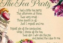 Tea Party / by Lannie Malone