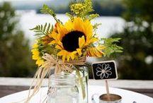 Sunflower Wedding / by Sweet Melinda's Vintage Wares