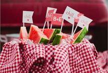 picnic party / by Lisa O'Brien