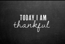 Thankful / by Wayne Russell, M.Ed.