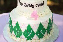 Camilla's 4th Birthday / Golfer Girl turns FORE!