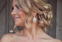 Bridesmaid hair / by Aly Johnston