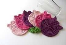Crochet Shapes / by Gina Hall