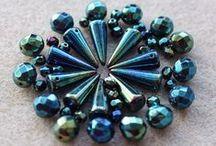 Spike Beads / We're Czech Preciosa Ornela beads, Japan TOHO beads e-shop. In English = 8beads.com In Czech = koralkomat.cz In Russian = biser.ru