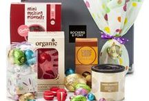 Easter Gifts / Looking for Easter gift ideas? A delicious Chocolate Easter Hamper is an ideal gift that will delight your lucky recipient. You'll find great gift ideas below, including toy bunnies & rabbits. Browse our extraordinary list for Easter Gifts, Easter Hampers and yummy Chocolate Easter Eggs.