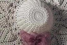 Crochet Head Gear / by Gina Hall