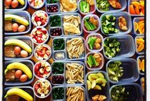 Tips on eating healthy & meal prep