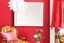 Decor- red hot