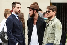 Men's Style  / by Kelsey Bang