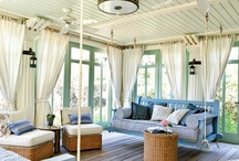 Decorating:  Patio/outdoor / by Rita Mercer