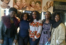 Women of Colour in the Beauty Industry / I love beauty and I love business!!  This board pays homage to the wonderful women of colour who are making (or who have made) waves in the global beauty industry!