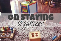 Organize it!!! / by Kristi Hastings