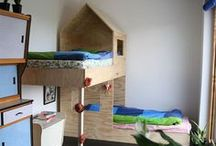 Kids rooms and spaces...
