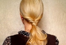 Soft, Sophisticated, Feminine Hair Styles / by Christine Daniel Miller