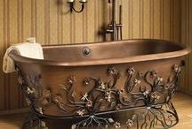 Bathrooms / by Kristi Hastings