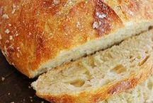 Bakery-baking bread