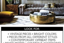 Interior Design Tips & Tricks