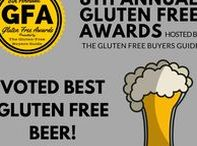Best Gluten-Free Beers / We provide the Best Gluten Free Beer list from thousands of people on a G-Free diet through The Annual Gluten Free Awards hosted by GFreek.com