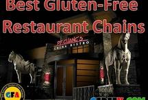 Best Gluten Free Restaurant Chains / The best restaurant chains that serve gluten-free options.