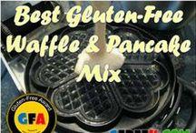 Best Gluten Free Pancake and Waffle Mixes