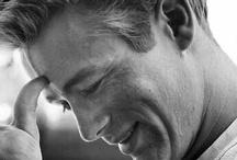 James Dean / #actors #JamesDean #beautifulpeople #celebrities #icons / by MerLot HuEs