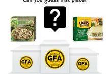 Best Gluten Free Frozen Meals / Best Gluten Free Frozen Meals as part of The Annual Gluten Free Awards hosted by GFreek.com
