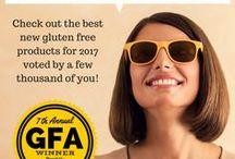 Best New Gluten Free Products / Best New Gluten Free Products from The Annual Gluten Free Awards hosted by GFreek.com