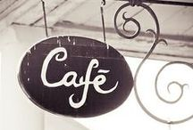 Caffe/ Bar/ Grocery shop in the world / The best place to drink a coffe, to shop a flower, bread or to drink a beer or champaigne etc.
