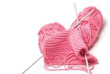 Knitting / Lots of free knitting patterns and inspiration
