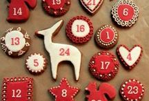 Advent Calendar Ideas / All the inspiration you could need to make your own Christmas Advent calendar. Join in the craft-along at http://cookcleancraft.com