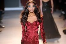 Pantone Colour of the Year 2015: Marsala / Described as an 'earthy wine red', Pantone's Color of 2015 is PERFECT for us dark skinned beauties!
