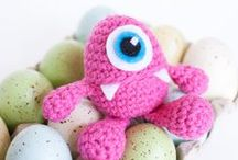 Amigurumi / All the cutest Amigurumi crochet patterns - who doesn't love cute crocheted animals, dolls and people?