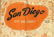San Diego / All the lovely things about San Diego! Plenty to see, plenty to do. Waves, sunsets, can't go wrong.