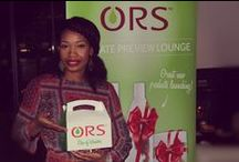 November 2015 Keziah CONNECTIONS Networking Drinks with ORS UK / An end of year celebration of Black British Beauty and Entrepreneurship.
