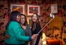 Keziah CONNECTIONS with Angie Greaves - Feb 2016 / An inspirational evening for Women of Colour in the Beauty and Lifestyle industries  Feb 2016, Soho Hotel. Images by Sam Rigg-David of SRD Photography and Design >> srdphotographyanddesign.com