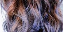 Hair | Волосы / Здесь я собираю идеи стрижек и окрашиваний. Here I collect hair-cuts and coloring ideas.