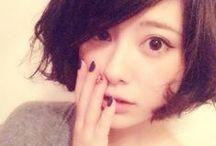 ShortHair / Short Cut, Short Hair, Bob Girls in Japan (or East-Asia)