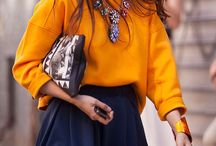 Fashion / by Gillian Sarofim