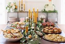 Entertaining / Yummy dishes, drinks, and designs so that you can be the hostess with the mostest! #parties #eventplanning #hosting