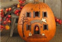 Fall & Halloween / by Christina Loudin-Edwards